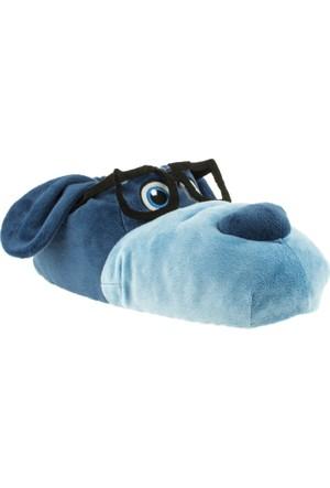 Twigy L0500 Tw Cool Gözlüklü Hayvan Lacivert Erkek Panduf
