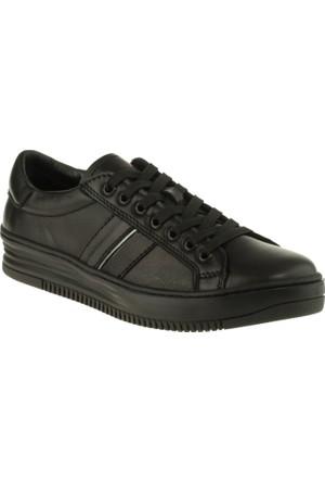 Greyder Kadın 25270 Zn Casual Siyah Bayan Ayakkabı