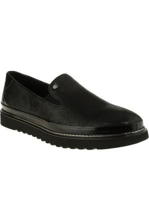 Greyder Kadın 52571 Chic Casual Siyah Ayakkabı