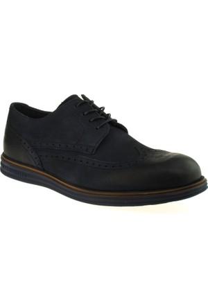 Greyder 03502 Comfort Lacivert Erkek Ayakkabı