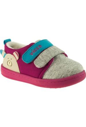 Vicco 959.V.597 Fuşya Çocuk Ayakkabı