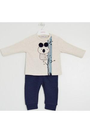 Mamino 9452 2'li Bebek Takımı
