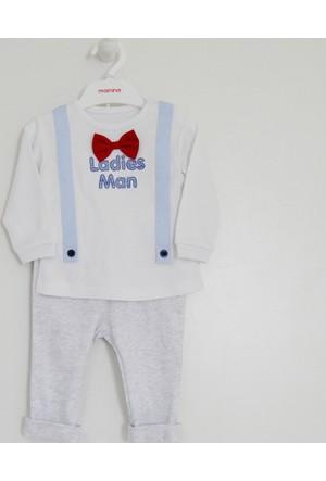 İdil Baby 8691 2'li Bebek Takımı
