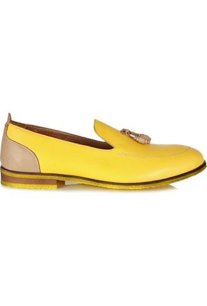 Dr. Pepper Casual Erkek Ayakkabı Sarı