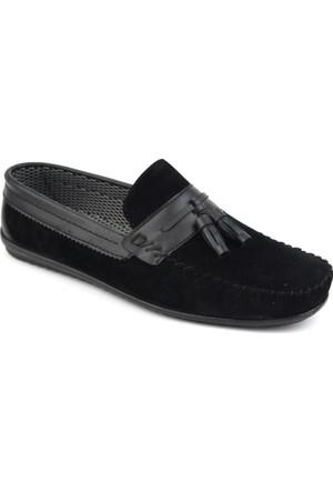Gnc Siyah Süet Erkek Günlük Ayakkabı