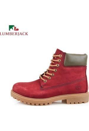 Lumberjack River Kadın Nubuk Ayakkabı 100263666