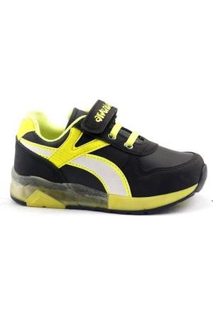 Arvento 880 Işıklı Günlük Erkek Çocuk Spor Ayakkabı