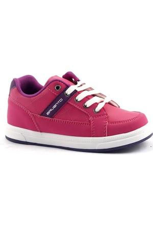 Arvento 895 Günlük Fermuarlı Kız Çocuk Spor Ayakkabı