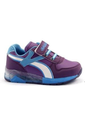 Arvento 880 Işıklı Günlük Kız Çocuk Spor Ayakkabı