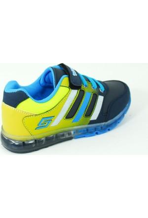 Arvento Erkek Çocuk Günlük Spor Ayakkabı-Mavi-113419-01