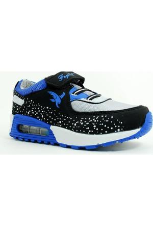 Feybıl Çocuk Erkek Spor Ayakkabı-Mavi-640-09