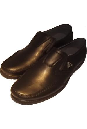 Güler Cilt Açma Deri Kışlık Erkek Ayakkabı