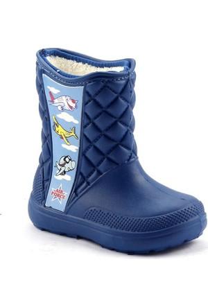 Gezer 00394 Eva Çizme Günlük Su Geçirmez Erkek Çocuk Bot Ayakkabı