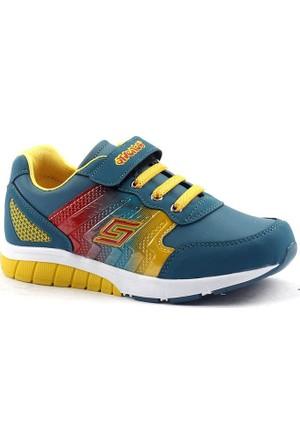 Arvento 930 Günlük Cırtlı Rahat Erkek Çocuk Spor Ayakkabı