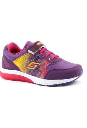 Arvento 930 Günlük Cırtlı Rahat Kız Çocuk Spor Ayakkabı