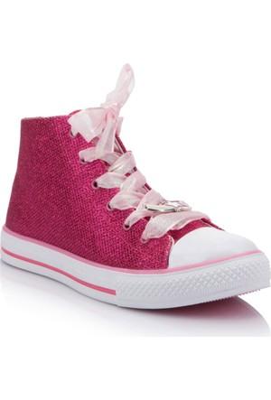 DeFacto Pırıltılı Boğazlı Ayakkabı