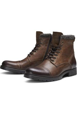 Jack & Jones Bot Jfwmarly Leather 12125324-COG