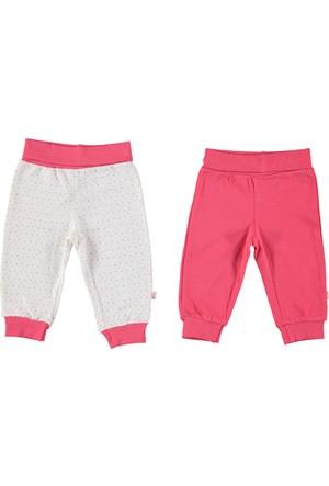 Bebetto Penye Patiksiz 2'li Kız Bebek Pantolon