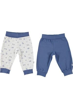 Bebetto Penye Patiksiz 2'li Erkek Bebek Pantolon