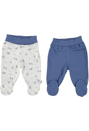 Bebetto Penye Patikli 2'li Erkek Bebek Pantolon