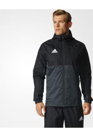 Adidas Tiro 17 Erkek Yağmurluk - Siyah AY2889