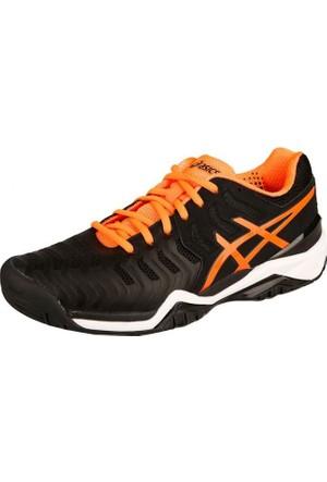 Asics Gel Challenger 11 Turuncu Erkek Tenis Ayakkabısı
