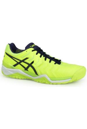 Asics Gel Resolutıon 7 Sarı Erkek Tenis Ayakkabısı
