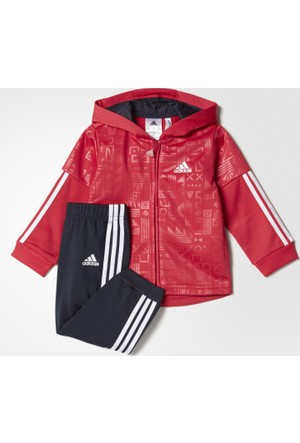 Adidas Ce9697 I St Shiny Fzh Çocuk Eşofman Takımı
