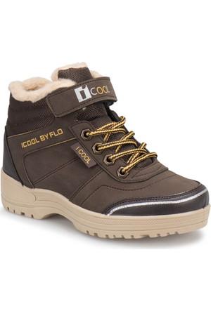 I Cool Warm Kahverengi Erkek Çocuk Outdoor Ayakkabı