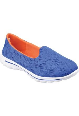 Kinetix A1289018 Turkuaz Kadın Sneaker Ayakkabı