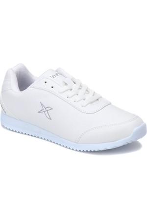 Kinetix Lesly Beyaz Kadın Sneaker Ayakkabı