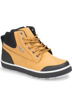 Kinetix Robust Camel Siyah Erkek Çocuk Sneaker Ayakkabı