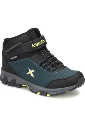 Kinetix Roha Petrol Neon Yeşil Erkek Çocuk Outdoor Ayakkabı