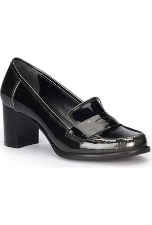 Polaris 72.309107.Z Siyah Kadın Ayakkabı