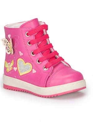 Polaris 72.507532.B Fuşya Kız Çocuk Sneaker Ayakkabı