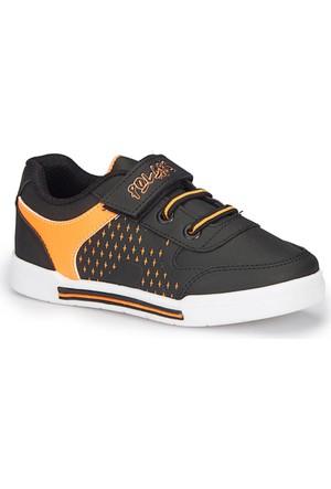 Polaris 72.509794.P Siyah Erkek Çocuk Sneaker Ayakkabı