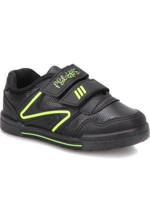 Polaris 72.509797.P Siyah Erkek Çocuk Sneaker Ayakkabı