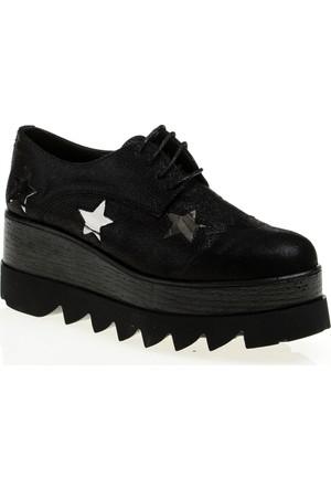 Derigo Bayan Casuel Ayakkabı Siyah 27202