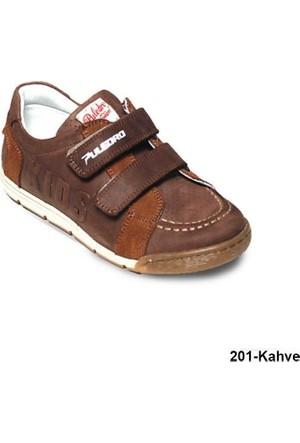 Puledro Kids Erkek Çocuk Ayakkabı 15Y-K4606