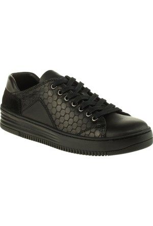 Greyder 25273 Zn Casual Siyah Kadın Ayakkabı