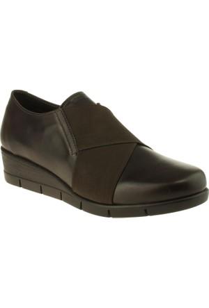 Greyder 27141 Zn Comfort Kahverengi Kadın Ayakkabı