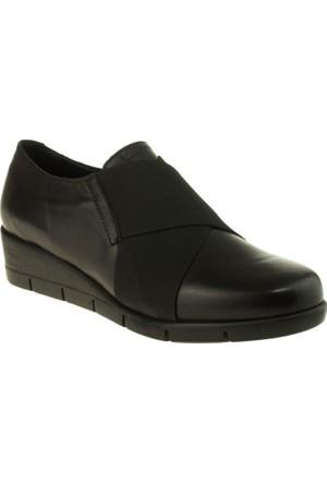 Greyder 27141 Zn Comfort Siyah Kadın Ayakkabı