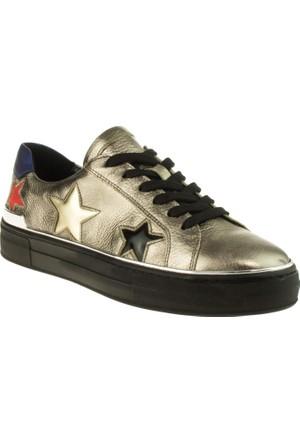 Greyder 52563 Zn Trendy Gümüş Kadın Ayakkabı