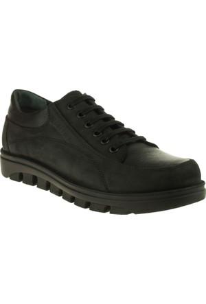 Greyder 62222 Mr Urban Casual Siyah Erkek Ayakkabı