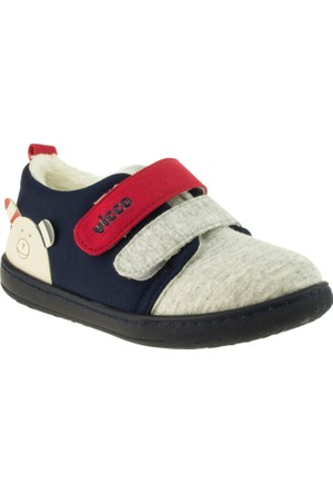 Vicco 960.V.598 Patik Panduf Lacivert Çocuk Ayakkabı