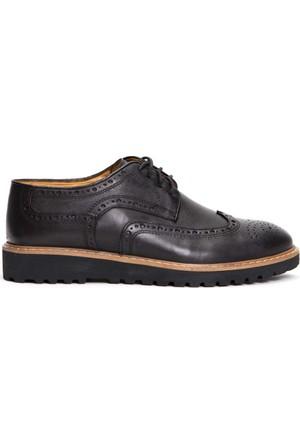 U.S. Polo Assn. Erkek K7Grover Ayakkabı Siyah