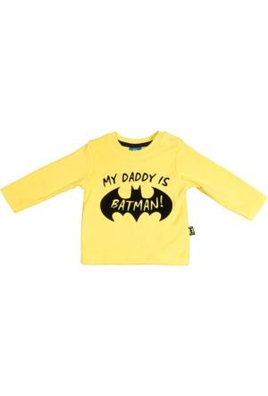 Batman BM12259 Bebek Sweatshirt