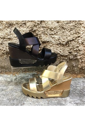 Shop And Shoes 015-122 Kadın Ayakkabı Siyah