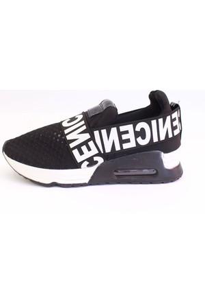 Shop And Shoes 015-Scr-15 Kadın Ayakkabı Siyah