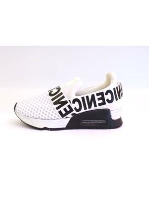 Shop And Shoes 015-Scr-15 Kadın Ayakkabı Beyaz